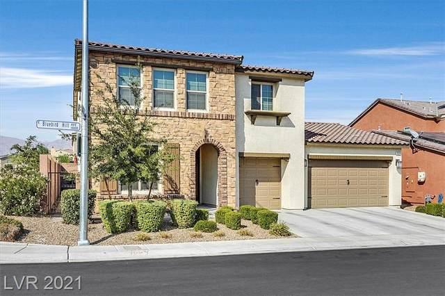 1024 Bluebird Hill Avenue, North Las Vegas, NV 89084 (MLS #2335932) :: Signature Real Estate Group