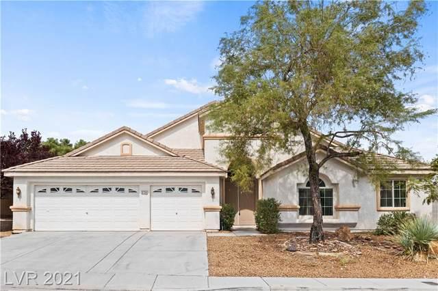 9704 W Diablo Drive, Las Vegas, NV 89148 (MLS #2335937) :: Jack Greenberg Group