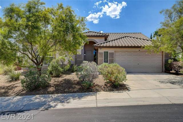 39 Voltaire Avenue, Henderson, NV 89002 (MLS #2335950) :: Signature Real Estate Group