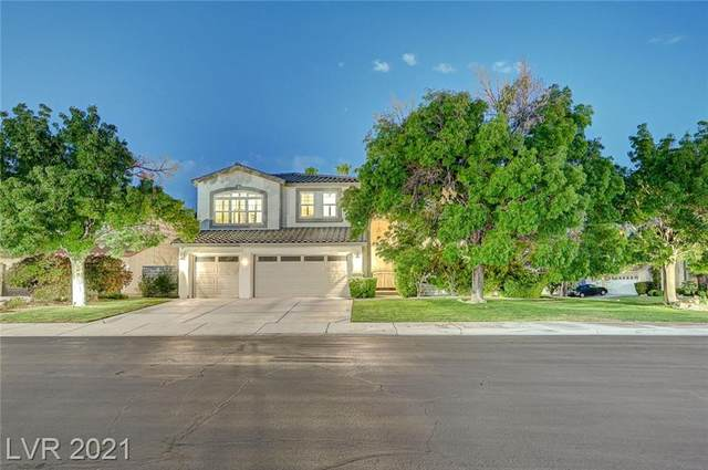 2502 Bonniewood Court, Henderson, NV 89074 (MLS #2335985) :: Signature Real Estate Group