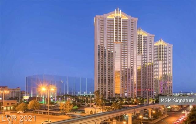 125 E Harmon Avenue 2901&2903, Las Vegas, NV 89109 (MLS #2336039) :: Jeffrey Sabel