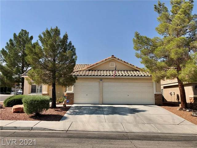689 Pansy Place, Henderson, NV 89052 (MLS #2336043) :: Hebert Group | eXp Realty