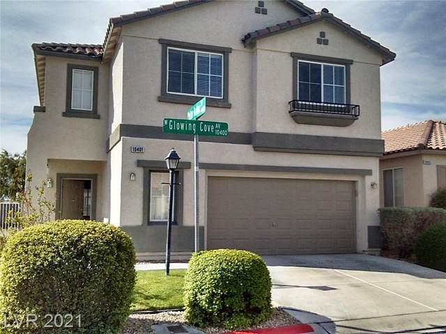 10401 Glowing Cove Avenue, Las Vegas, NV 89129 (MLS #2336050) :: Keller Williams Realty