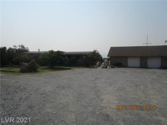 2510 N Woodchips Road, Pahrump, NV 89060 (MLS #2336054) :: Keller Williams Realty