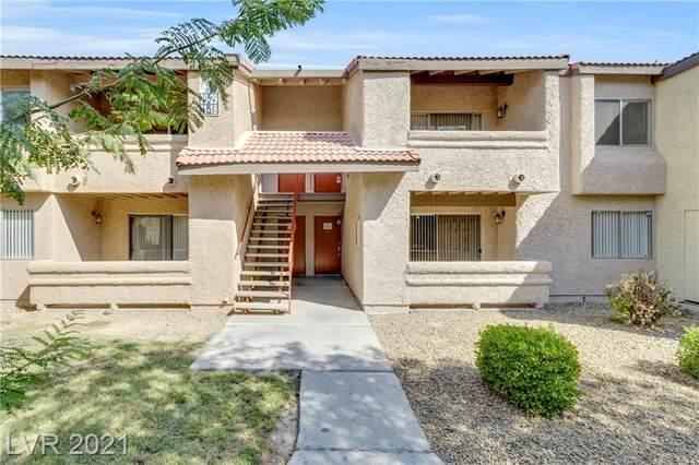 1455 E Katie Avenue #22, Las Vegas, NV 89119 (MLS #2336098) :: Galindo Group Real Estate