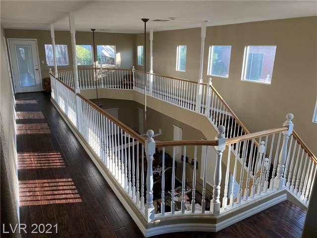 10420 Noontide Avenue, Las Vegas, NV 89135 (MLS #2336099) :: Signature Real Estate Group