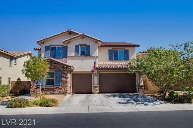 1128 Via Della Costrella, Henderson, NV 89011 (MLS #2336106) :: Signature Real Estate Group