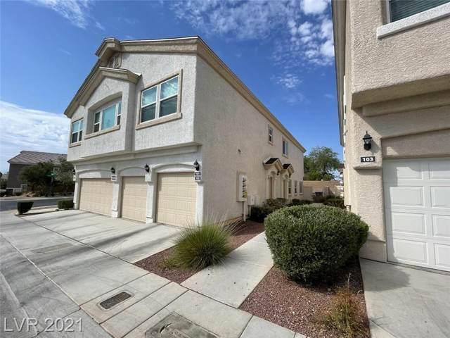 6530 Clara Bow Avenue #102, Las Vegas, NV 89122 (MLS #2336132) :: Jeffrey Sabel