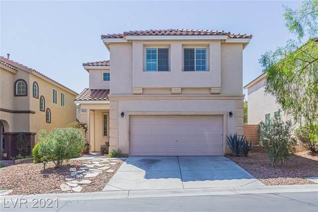 9521 Perennial View Avenue, Las Vegas, NV 89148 (MLS #2336138) :: 775 REALTY