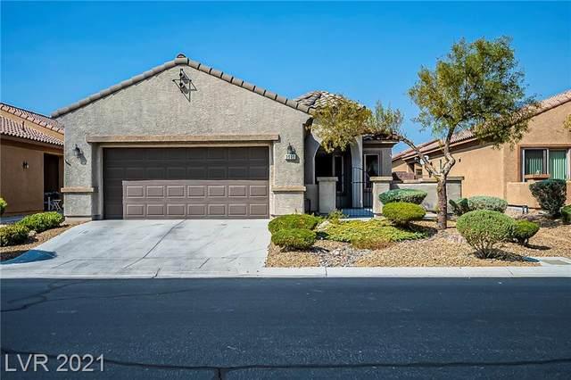 3939 Shetland Pony Street, Las Vegas, NV 89122 (MLS #2336152) :: Hebert Group | eXp Realty