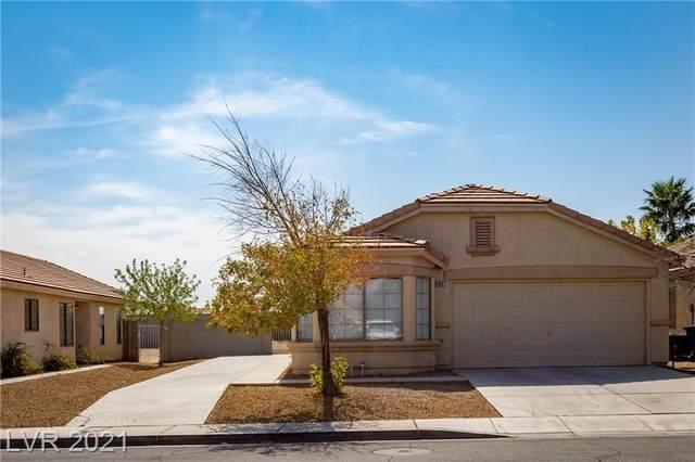 4667 Julesburg Drive, Las Vegas, NV 89139 (MLS #2336192) :: Signature Real Estate Group