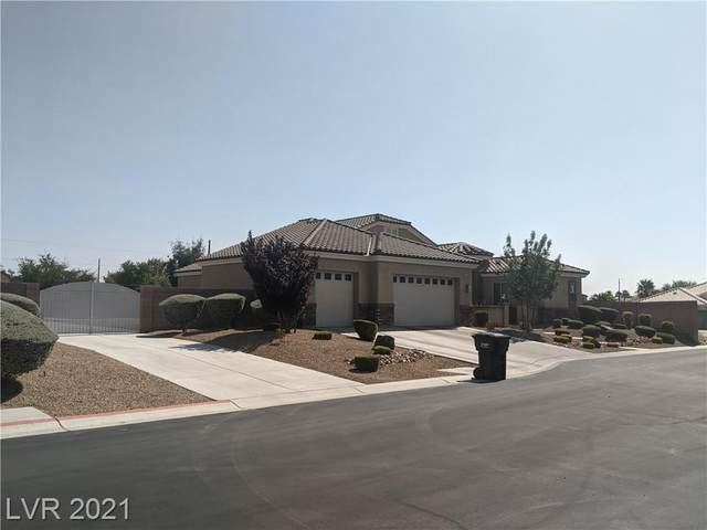 7620 Canaberry Park Court, Las Vegas, NV 89131 (MLS #2336194) :: Signature Real Estate Group