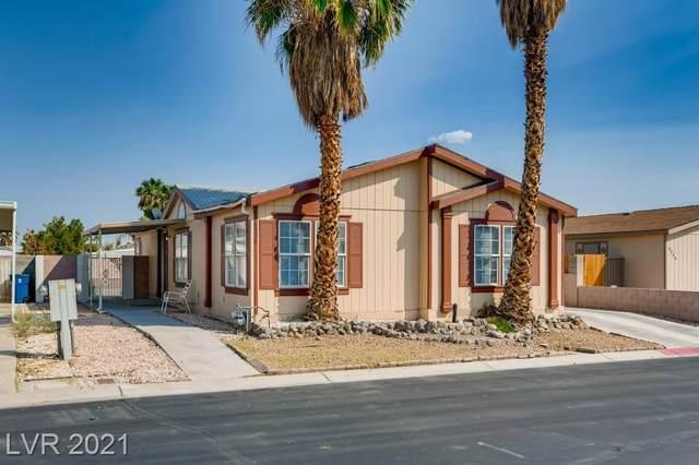 4536 Stemrose Way, Las Vegas, NV 89122 (MLS #2336199) :: Keller Williams Realty