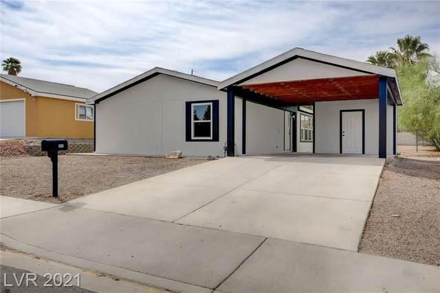 593 Truffles Street, Henderson, NV 89015 (MLS #2336231) :: Keller Williams Realty
