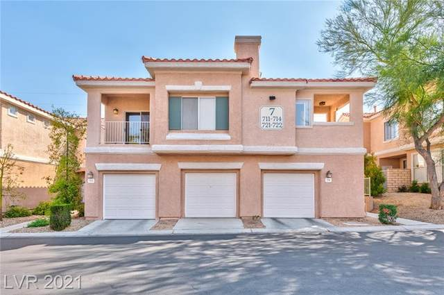 251 S Green Valley Parkway #722, Henderson, NV 89012 (MLS #2336252) :: Coldwell Banker Premier Realty