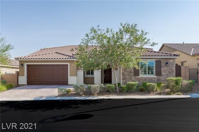 9247 Mira Linda Road, Las Vegas, NV 89148 (MLS #2336272) :: Jeffrey Sabel