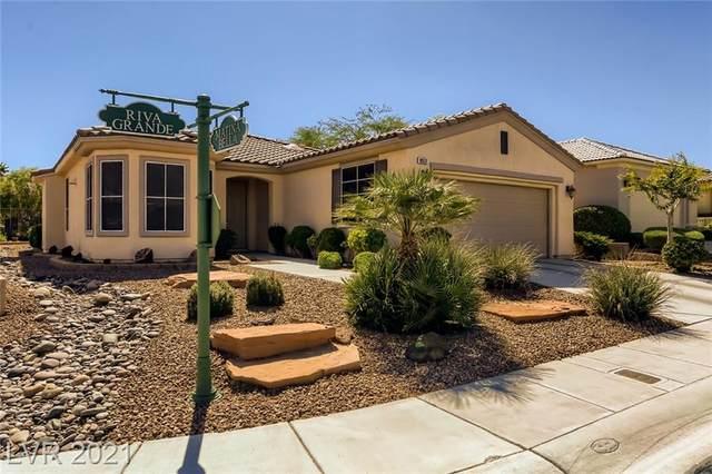 10531 Riva Grande Court, Las Vegas, NV 89135 (MLS #2336275) :: Coldwell Banker Premier Realty