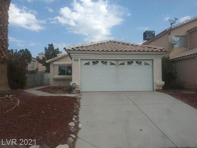 5778 Baffy Circle, Las Vegas, NV 89142 (MLS #2336287) :: Signature Real Estate Group