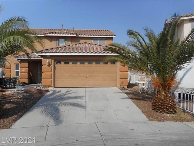 4137 Coburn Street, North Las Vegas, NV 89032 (MLS #2336342) :: The TR Team