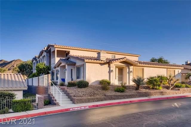 255 Big Horn Drive #255, Boulder City, NV 89005 (MLS #2336347) :: Signature Real Estate Group