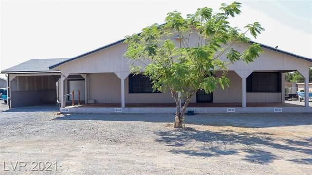 5380 Janice Avenue, Pahrump, NV 89060 (MLS #2336351) :: The Perna Group