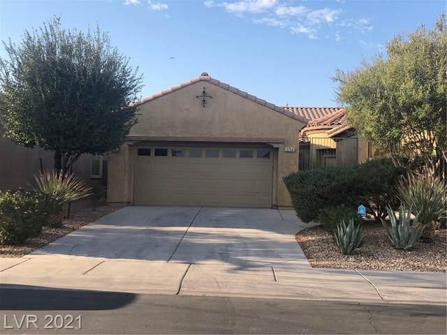 5754 Criollo Drive, Las Vegas, NV 89122 (MLS #2336422) :: Hebert Group | eXp Realty