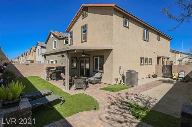 9291 S Park Street, Las Vegas, NV 89178 (MLS #2336426) :: Keller Williams Realty