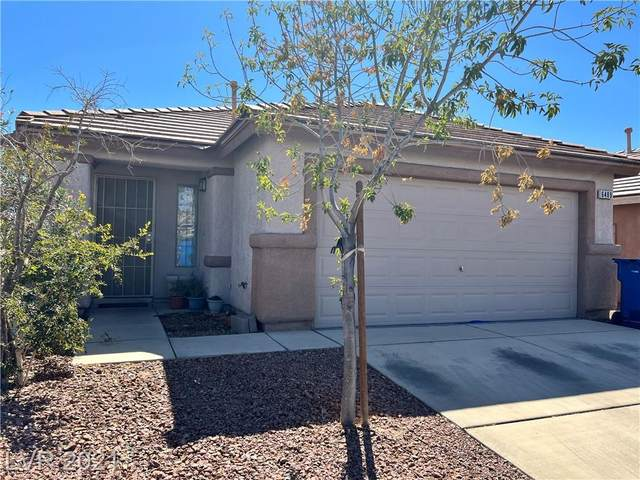 6489 Duck Hill Springs Drive, Las Vegas, NV 89122 (MLS #2336440) :: ERA Brokers Consolidated / Sherman Group