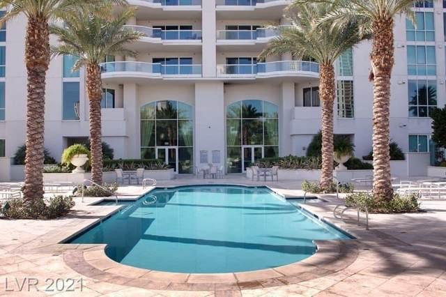 2777 Paradise Road #1207, Las Vegas, NV 89109 (MLS #2336449) :: The Perna Group
