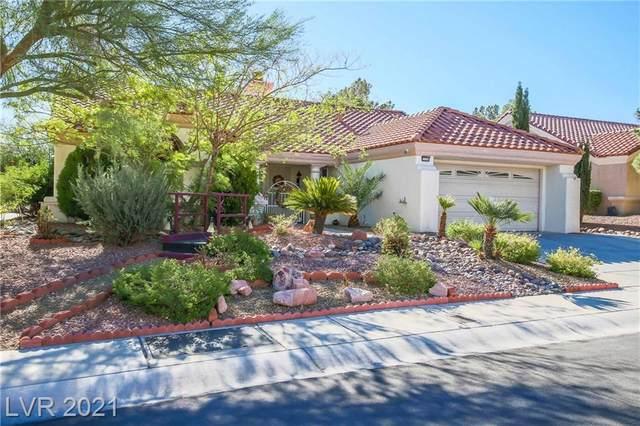2724 Youngdale Drive, Las Vegas, NV 89134 (MLS #2336458) :: Alexander-Branson Team | Realty One Group