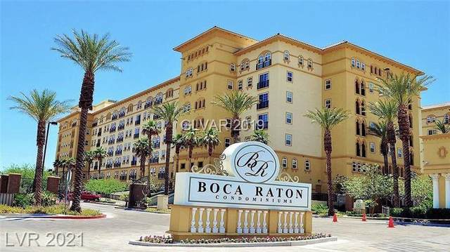 2405 W Serene Avenue #801, Las Vegas, NV 89123 (MLS #2336481) :: Coldwell Banker Premier Realty