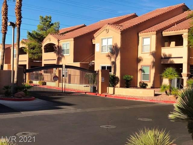 8101 W Flamingo Road #1179, Las Vegas, NV 89147 (MLS #2336538) :: Coldwell Banker Premier Realty