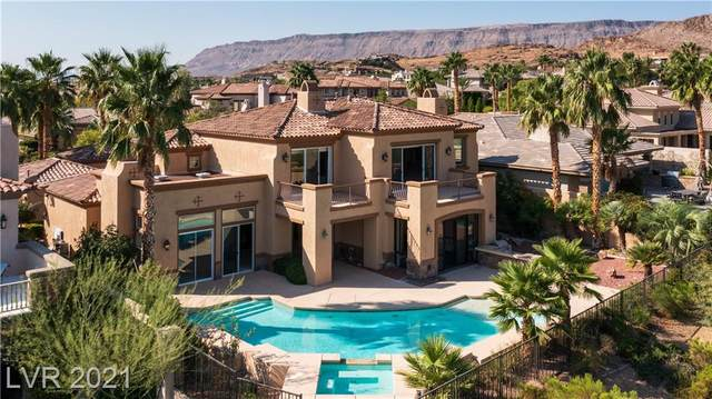 11550 Evergreen Creek Lane, Las Vegas, NV 89135 (MLS #2336542) :: Coldwell Banker Premier Realty