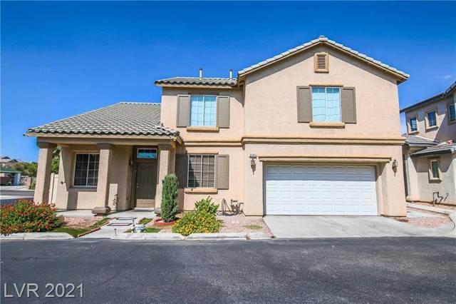 8404 Adams Valley Street, Las Vegas, NV 89123 (MLS #2336591) :: Coldwell Banker Premier Realty