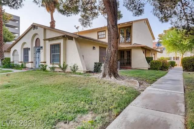 1316 Lorilyn Avenue #3, Las Vegas, NV 89119 (MLS #2336593) :: Jeffrey Sabel