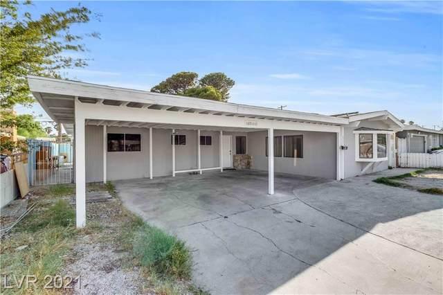 3713 El Conlon Avenue, Las Vegas, NV 89102 (MLS #2336636) :: Keller Williams Realty