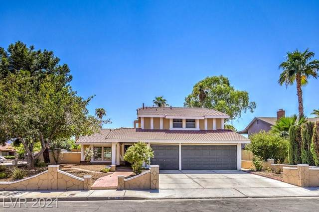 1867 Muchacha Drive, Henderson, NV 89014 (MLS #2336697) :: Signature Real Estate Group