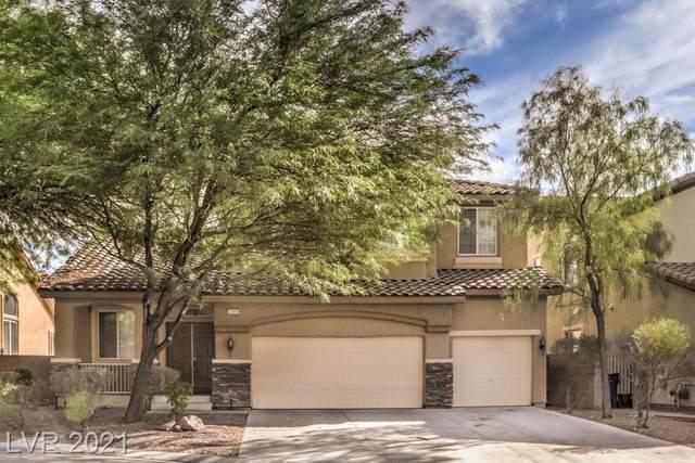 3289 Alcudia Bay Avenue, Las Vegas, NV 89141 (MLS #2336699) :: Signature Real Estate Group