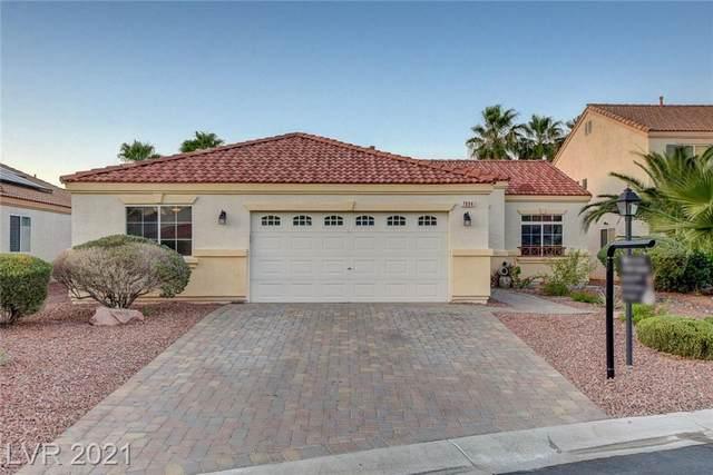 7884 Villa Del Fuego Avenue, Las Vegas, NV 89131 (MLS #2336773) :: Jeffrey Sabel