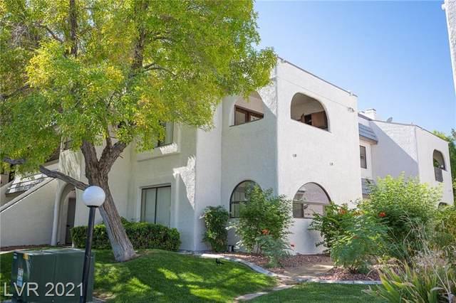 1404 Santa Margarita Street F, Las Vegas, NV 89146 (MLS #2336782) :: Alexander-Branson Team | Realty One Group
