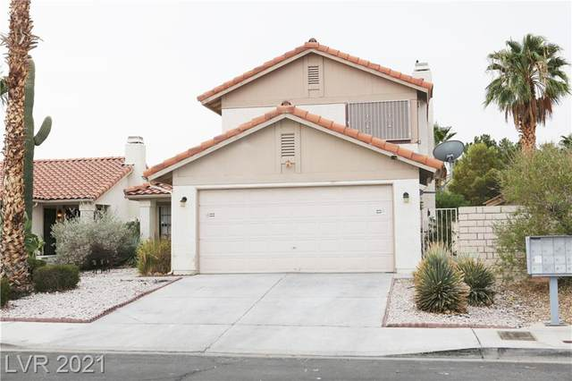 2551 Wolverton Avenue, Henderson, NV 89074 (MLS #2336790) :: Signature Real Estate Group