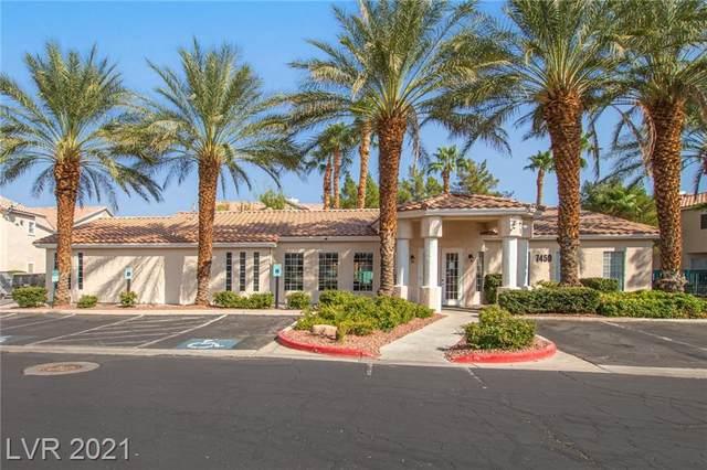 7450 S Eastern Avenue #2122, Las Vegas, NV 89123 (MLS #2336880) :: 775 REALTY