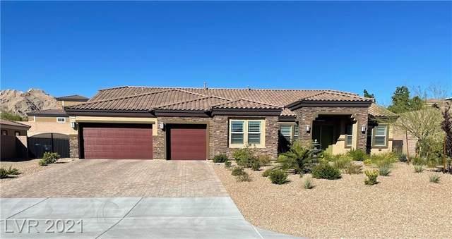 5841 Michelli Crest Way, Las Vegas, NV 89149 (MLS #2336911) :: Vegas Plus Property Management