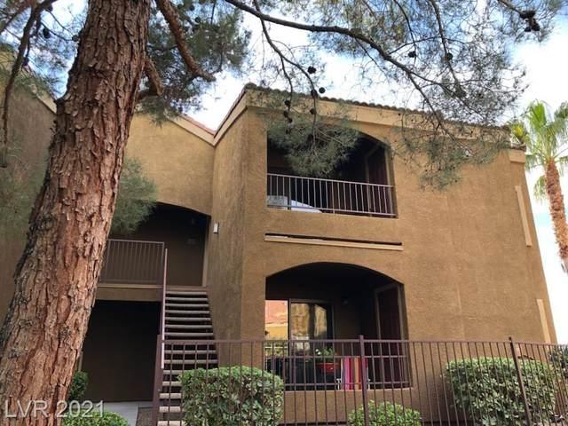 950 Seven Hills Drive #2821, Henderson, NV 89052 (MLS #2336929) :: Coldwell Banker Premier Realty