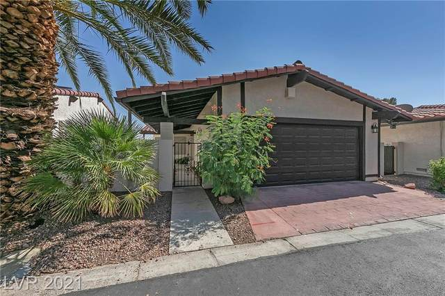 4162 Blue Heron Court, Las Vegas, NV 89121 (MLS #2336943) :: Coldwell Banker Premier Realty