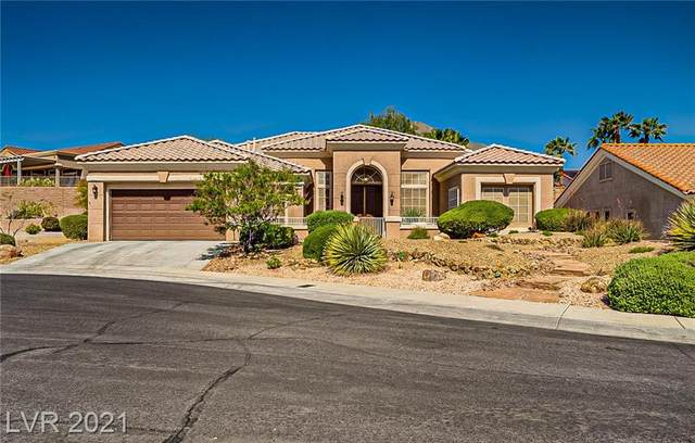 2409 Deer Lake Street, Las Vegas, NV 89134 (MLS #2336974) :: Alexander-Branson Team | Realty One Group