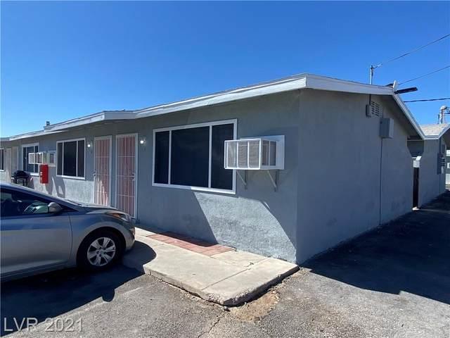 6015 Clark Street, Las Vegas, NV 89122 (MLS #2337021) :: Coldwell Banker Premier Realty
