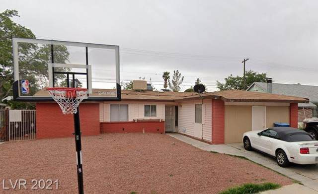 5621 W Bartlett Avenue, Las Vegas, NV 89108 (MLS #2337040) :: Kypreos Team