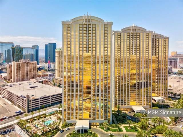 125 E Harmon Avenue 2201&2203, Las Vegas, NV 89109 (MLS #2337061) :: Jeffrey Sabel