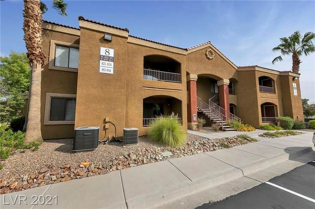 950 Seven Hills Drive #814, Henderson, NV 89052 (MLS #2337067) :: Hebert Group | eXp Realty